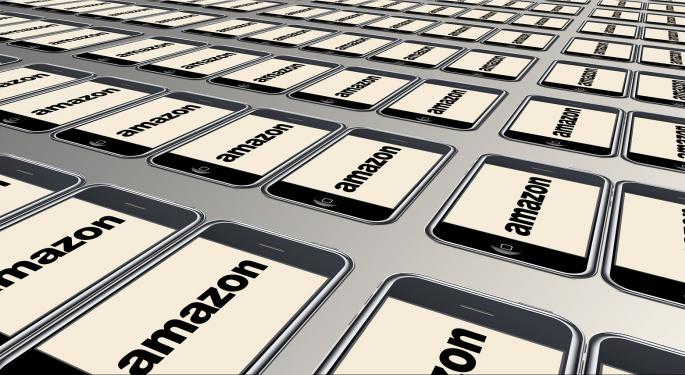 Where Is Amazon Investing In Fintech?
