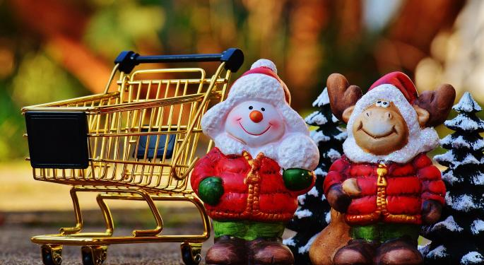 Holiday Shopping Season Lines Up Nicely For Retail ETFs