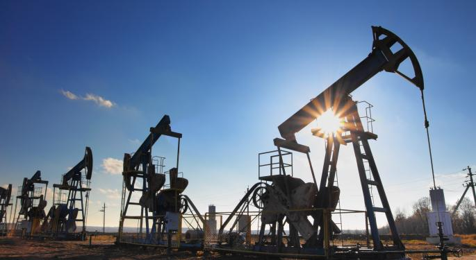 Brent Climbs As Tension In Syria Heightens