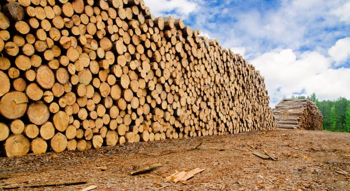 Increased Demand for Lumber Bodes Well for Struggling Industry