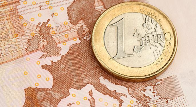 Eurozone PMI Positive, But Uneven
