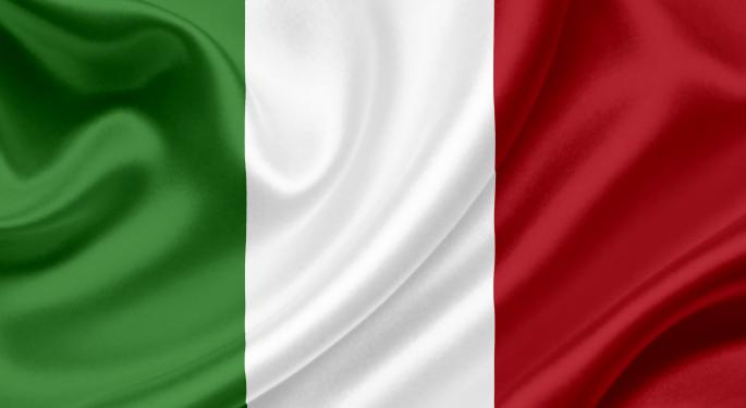 Italian Politics Threaten To Disrupt The Fragile Eurozone Recovery