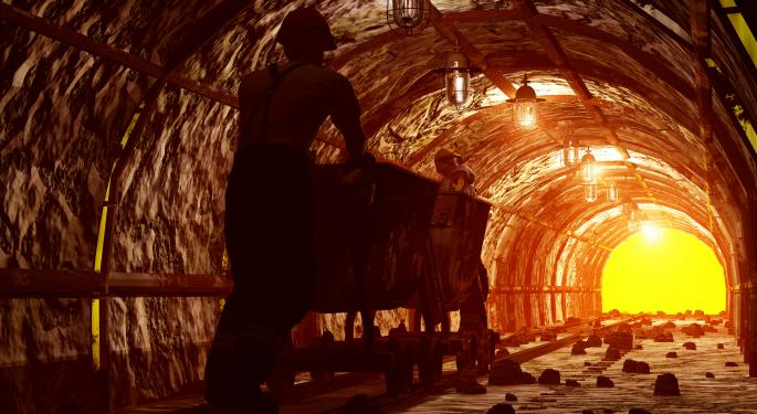 Freeport-McMoRan and Other Mining Picks from Deutsche Bank CDE, FCX, VALE