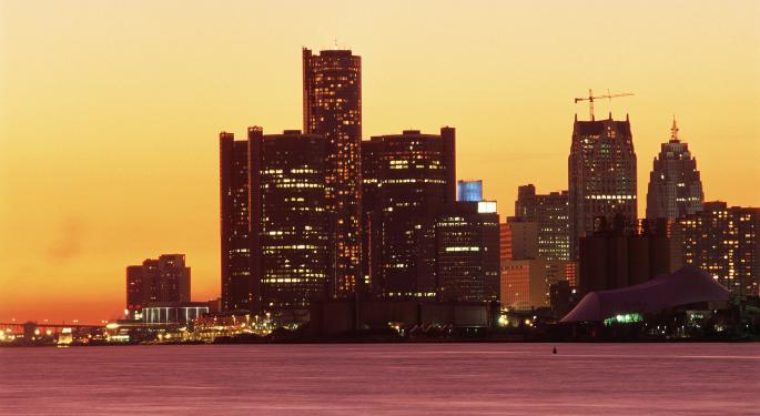 City Of Detroit Files Bankruptcy Exit Plan