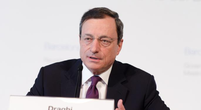 When Draghi Turns Kuroda, This ETF Will Surge