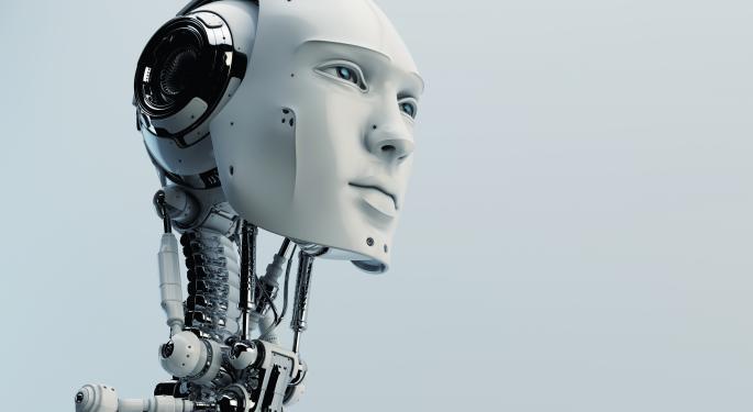 Rethink Robotics CEO Scott Eckert Promotes Manufacturing Robot Baxter