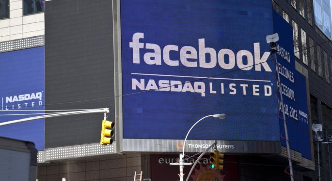 Facebook Finds Another ETF Home
