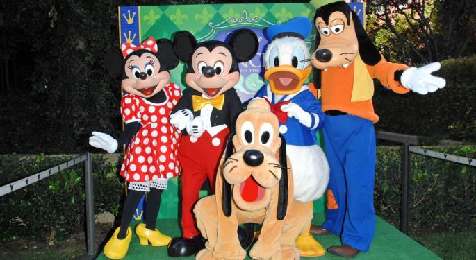 Netflix Inks Disney Deal; Stock Up 9%