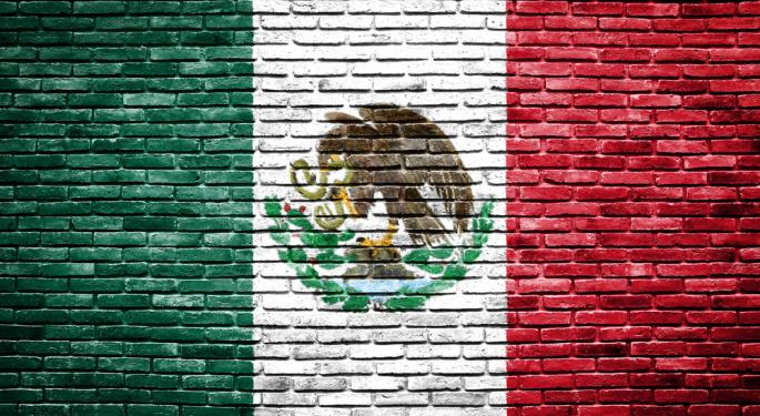 Labor Reform Bolsters Long-Term Bull Case For Mexico ETF