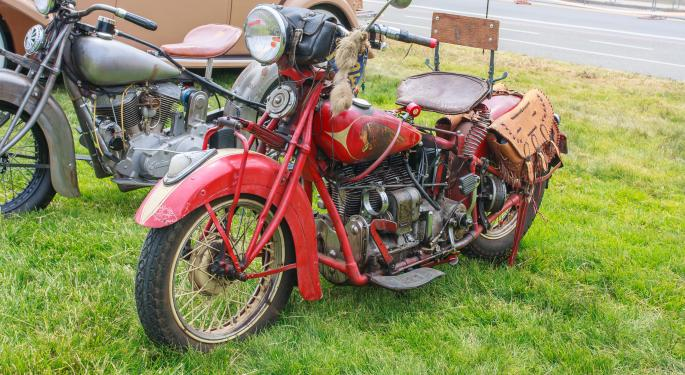 Revived by Polaris, The Indian Motorcycle Returns to America's Streets