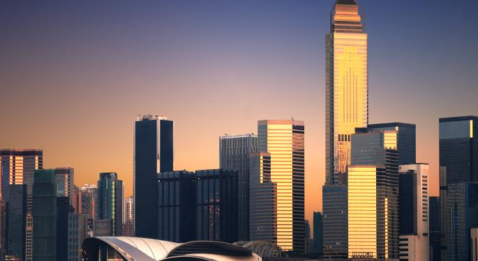 Surprising ETFs Lead Hong Kong Surge