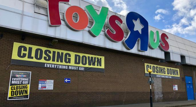 Toys 'R' Us Bankruptcy Leaves Retailers Anxious To Pick Up The Slack
