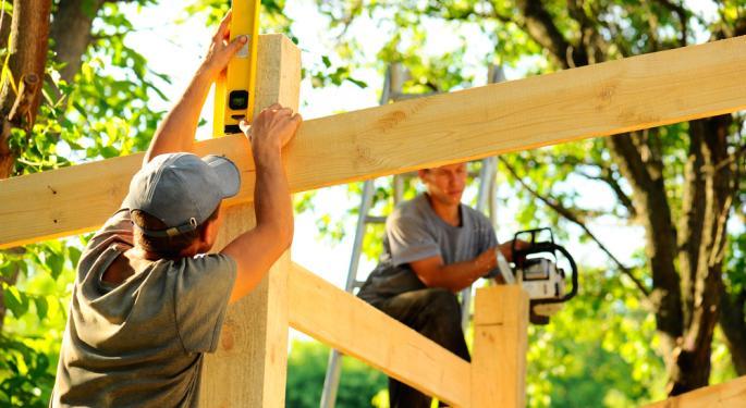 Short Interest in Homebuilder Stocks Falls HOV, MTH, PHM