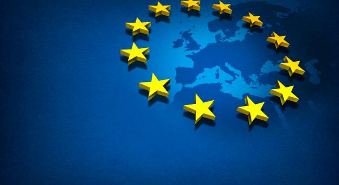 Eurozone Momentum Growing With PMI Data In Focus