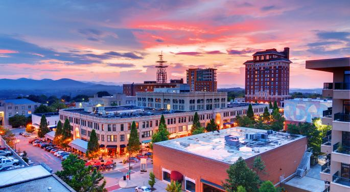 Why Asheville, North Carolina Is America's Perfect Little City