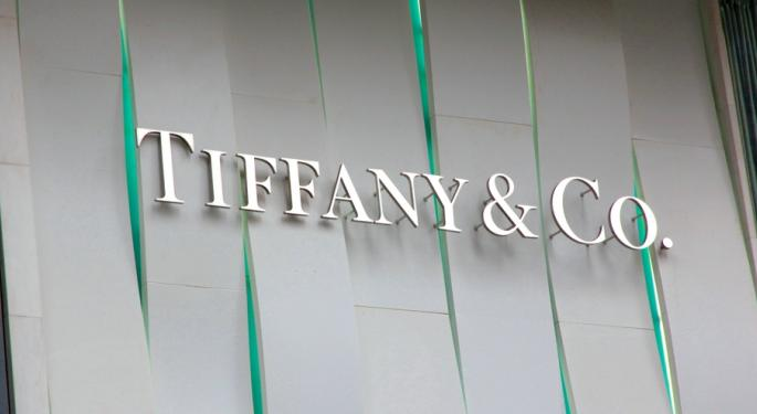 Tiffany Earnings Preview: Revenue Growth, EPS Decline Expected
