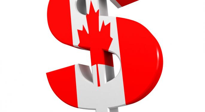 Surprise: Canadian Economy Shrinks