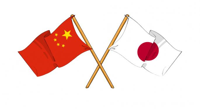 Japan Runs Trade Deficit as Exports to China Collapse
