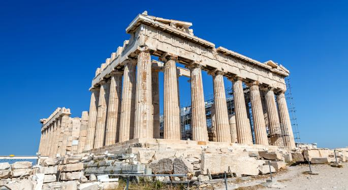 Greece ETF Plagued by Confusion in NBG Shares