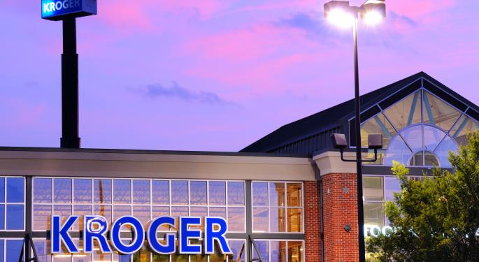 Kroger Acquires Harris Teeter for $49.38 Per Share; Will Continue Dividend Growth, Buybacks HTSI, KR