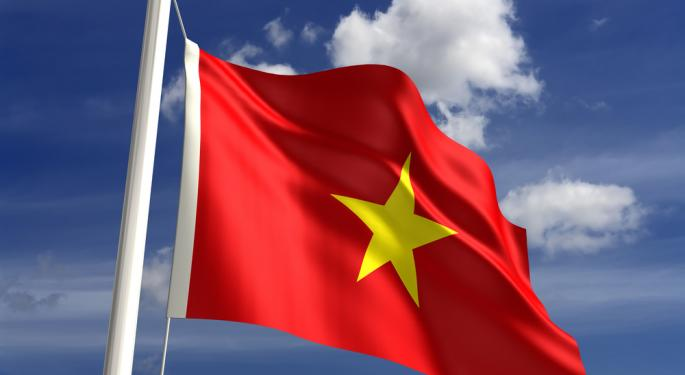 Reverse Capitulation For Vietnam ETF?