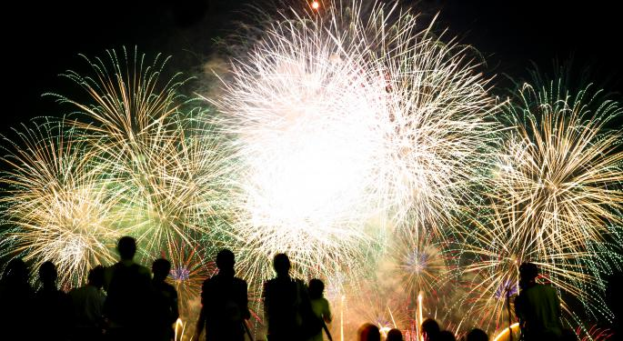 Everything You Never Knew About the Fireworks Business