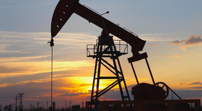 Brent Dips Below $107 As FOMC Minutes' Release Approaches