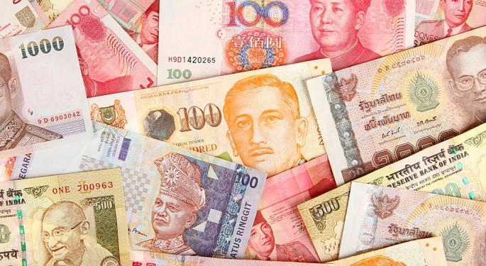 Asian Economies Rebounding in Q3
