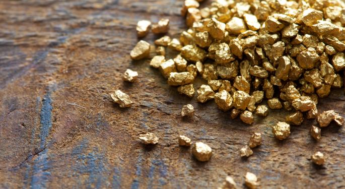 Gold Surges Higher as U.S. Dollar Softens