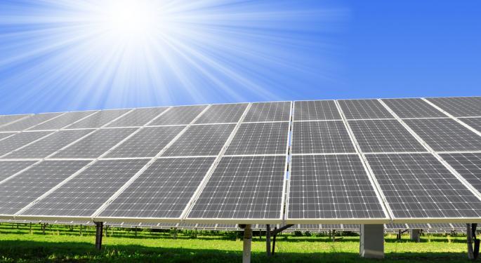 Beyond Solar: Other Alt Energy ETFs Join Rally