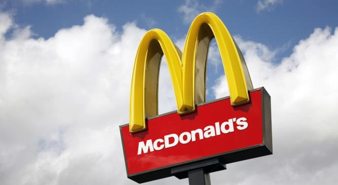 McDonald's Shares Fluctuate During Investor Meeting
