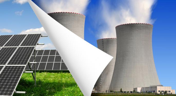 Alternative Energy ETFs Mixed Ahead of Election