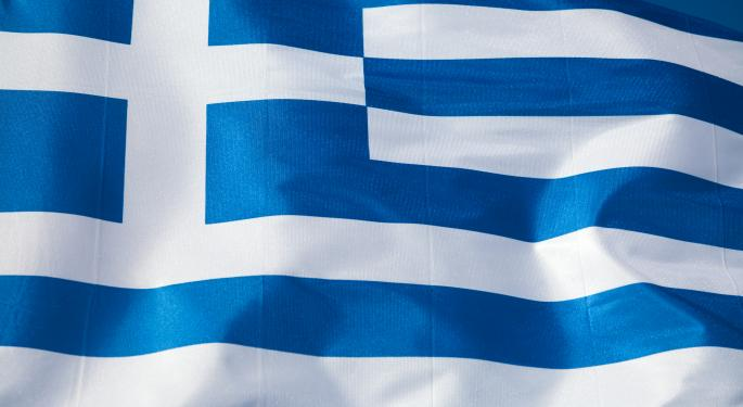 Is The Greek Success Story Vulnerable?