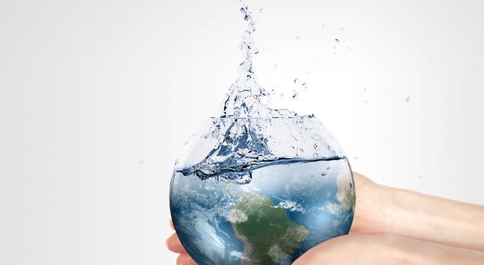 The Best Water ETF PHO, PIO, CGW, FIW