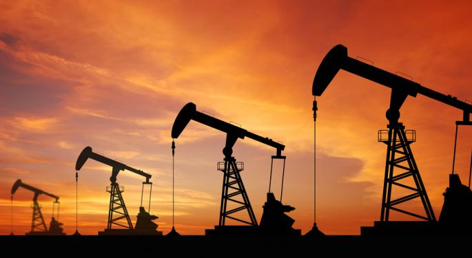 Brent Sinks on Chinese Inflation