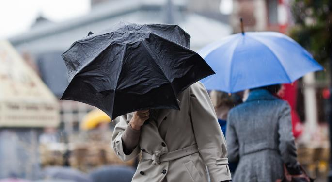 Companies That Blame The Weather For Earnings Misses