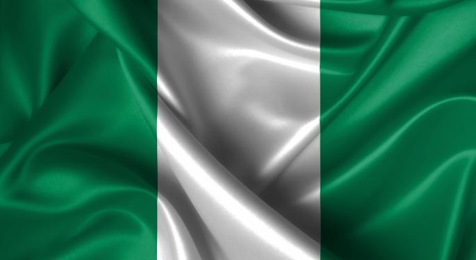 Nigeria ETF Already Showing Oil Correlation