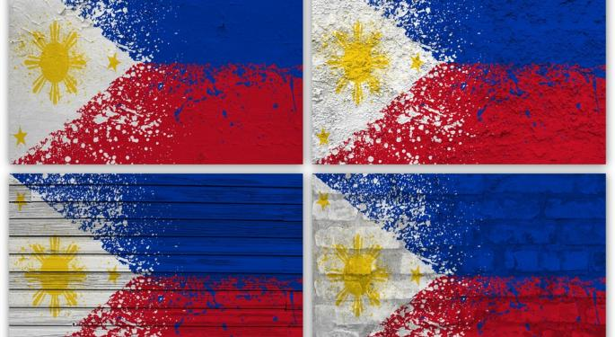 ETF Soars as Philippines Presses For Investment-Grade Rating