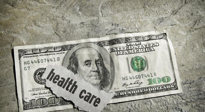 Medicare News Sends Health Care Stocks Higher