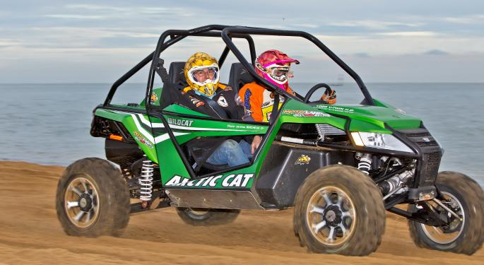 EXCLUSIVE: Arctic Cat CEO Claude Jordan Breaks Down Weather and Sales ACAT