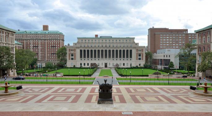 Chatting Economic Reform With Columbia University Graduate School of Business Dean Glenn Hubbard