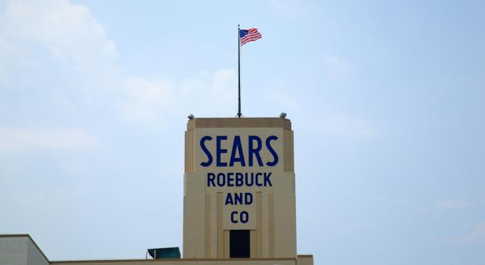 Sears Pushes Technology, Fails at Sales