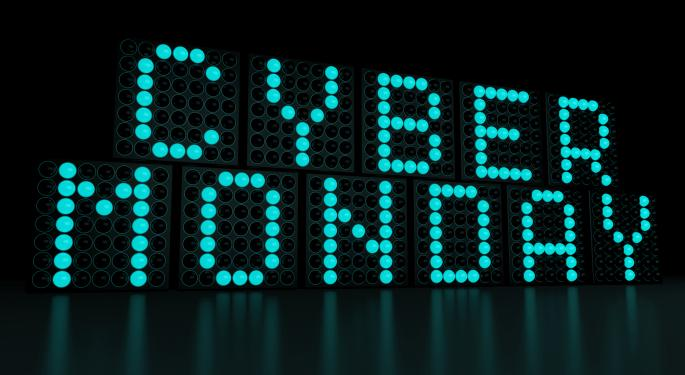 Cyber Monday Was Record-Setting, Amazon & eBay Reign Supreme