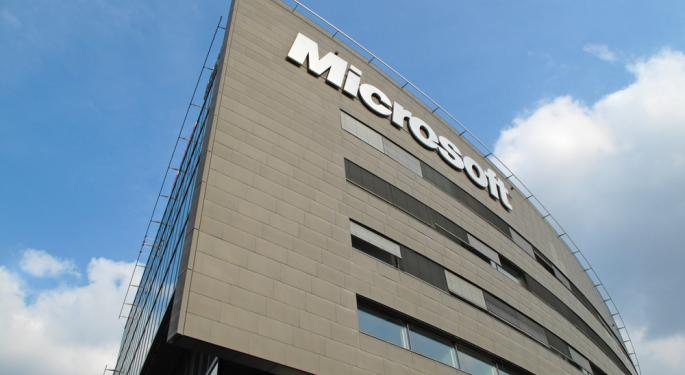 Should Microsoft Split the Company in Two?