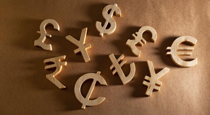 Taper Talk Dominates Currency Markets
