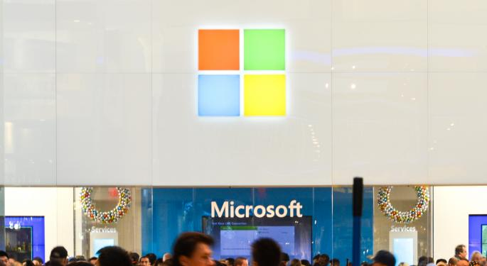 Microsoft's Next Tablet Could Include Qualcomm Chips