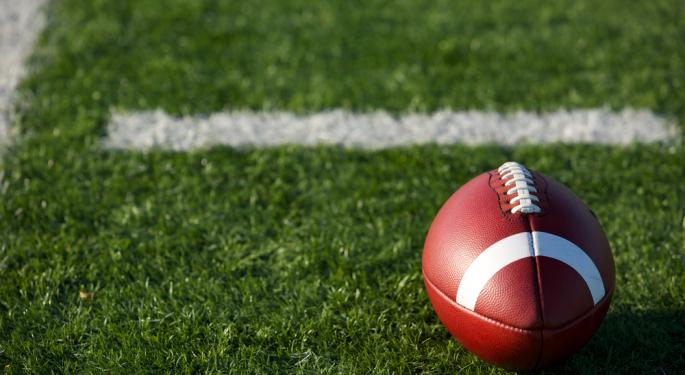 Is The Super Bowl a Big Deal For The Gambling ETF?