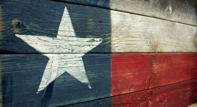 Regional Bank ETFs: Don't Mess With Texas