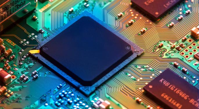 Semiconductor Stocks Tempting Short Sellers BRCM, MRVL, MXIM