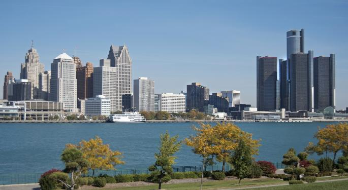 How About a Detroit ETF?